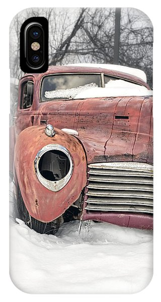 New Hampshire iPhone Case - Out Of The Past by Edward Fielding