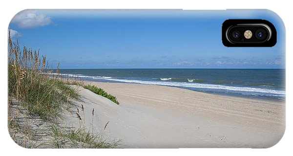 Outer Banks Beach  IPhone Case