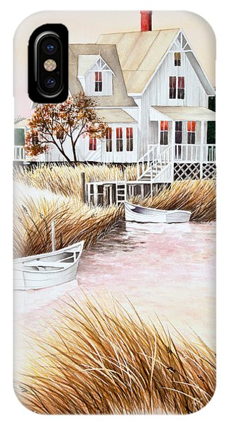 Outer Banks Summer Morning IPhone Case