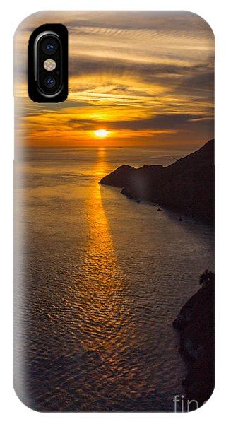 outer San Francisco Bay IPhone Case