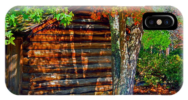 Outhouse Ajsp IPhone Case