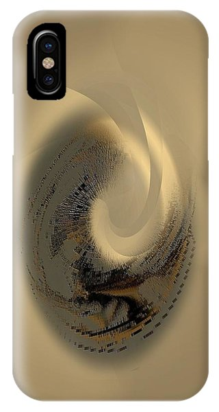 Oval-2 IPhone Case