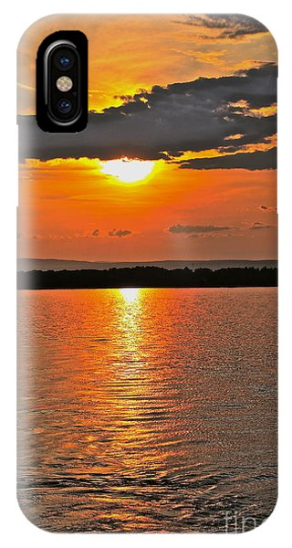 Over The Horizon - No.3474 IPhone Case