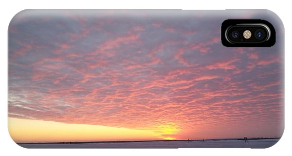 Over The Horizon IPhone Case