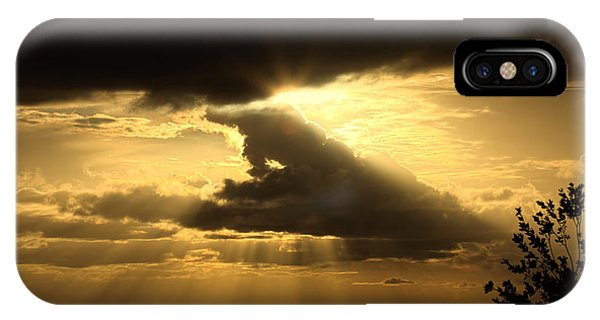 iPhone Case - Over The Ocean by Jared Shomo
