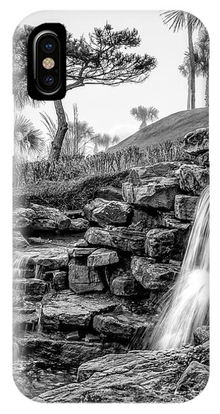 Over The Rocks IPhone Case