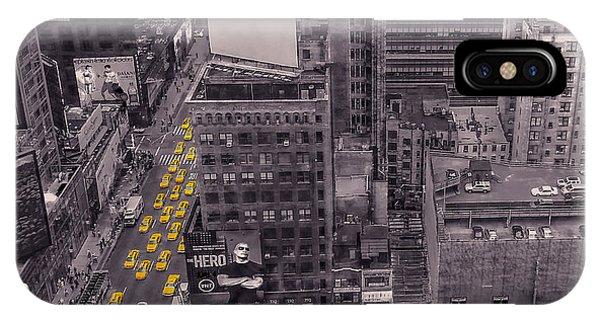Overwhelm Me New York  IPhone Case