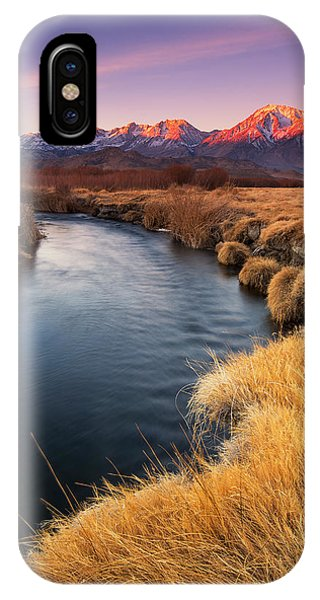 Owens River IPhone Case