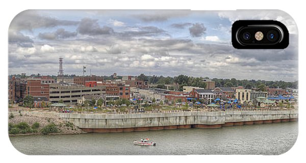 Owensboro Ky Riverfront IPhone Case