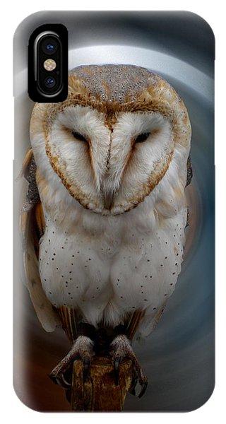 Owl Alba  Spain  IPhone Case