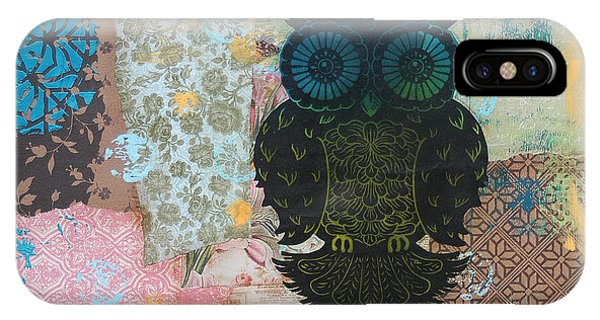 Owl Of Style IPhone Case