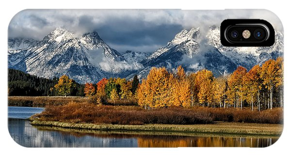 Oxbow Morning IPhone Case