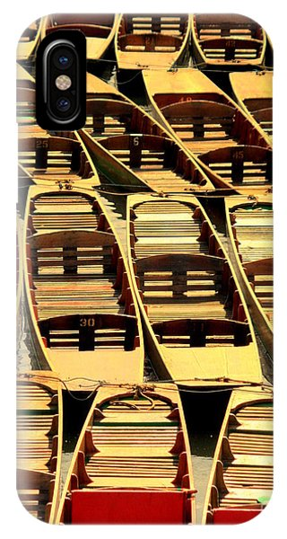 Oxford Punts IPhone Case