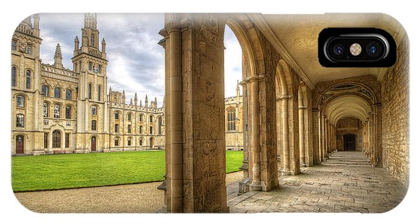 Oxford University - All Souls College 2.0 IPhone Case