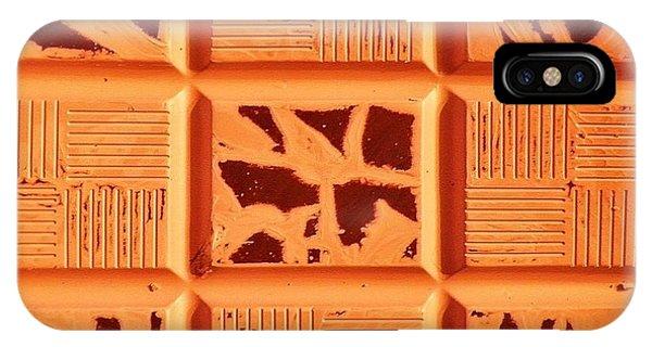 Oxidized Chocolate Bar IPhone Case