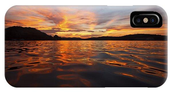 Ozark Sunset IPhone Case