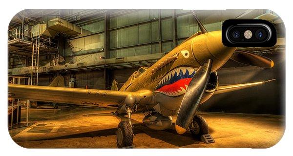 P-40 Warhawk  IPhone Case