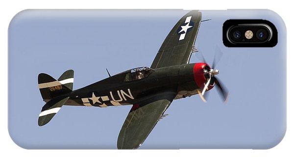 P-47 Thunderbolt IPhone Case