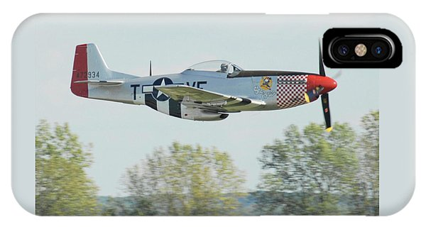 P-51d Mustang Shangrila IPhone Case