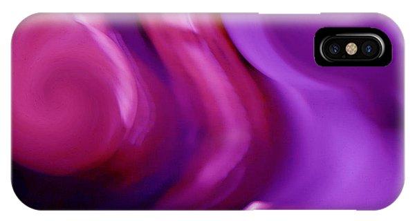 P Energy IPhone Case