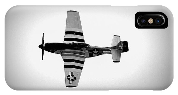 P51 King Of The Skies IPhone Case