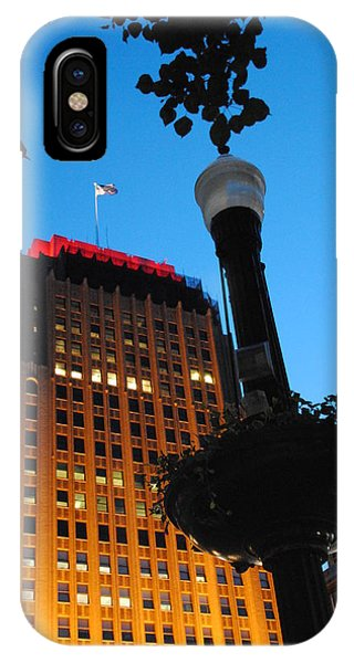 Pa Power Light And Allentown Symbol IPhone Case