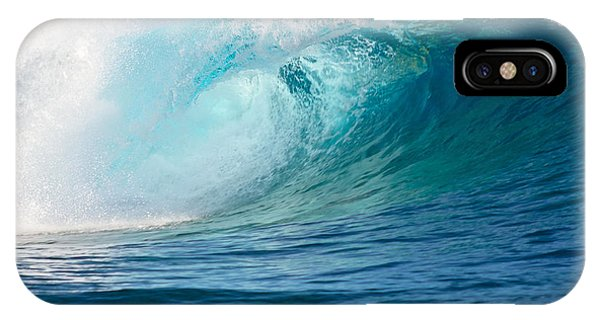 Pacific Big Wave Crashing IPhone Case