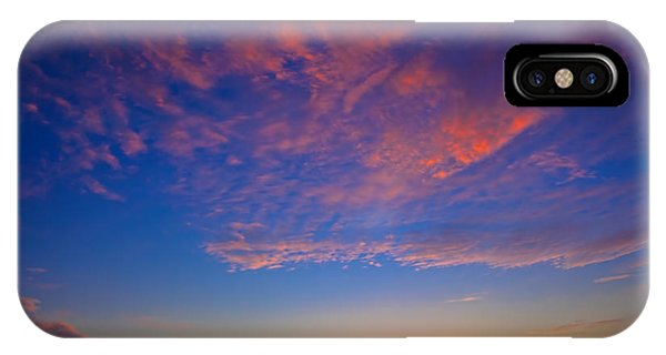 Sun Set iPhone Case - Pacific Coast Sunset by Garry Gay