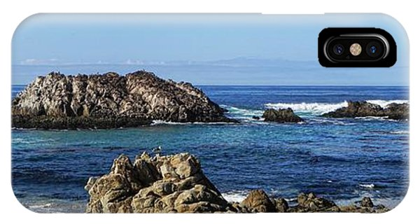 Pacific Ocean Panoramic IPhone Case