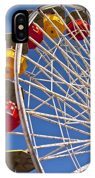 Pacific Park Ferris Wheel 1 IPhone Case
