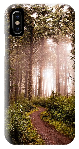 Pacific Pathway 1 IPhone Case