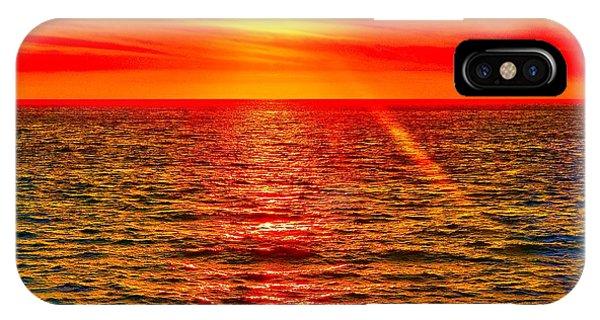 Pacific Sun IPhone Case