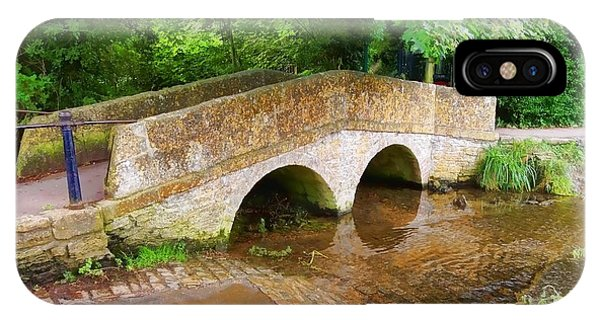 Pack Horse Bridge IPhone Case