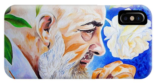 Padre Pio IPhone Case