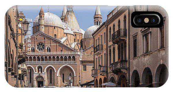 Padua. Italy Phone Case by Rostislav Bychkov
