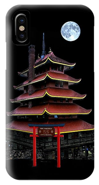 Pagoda IPhone Case