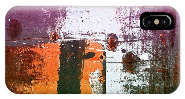 Paint Bi Color 2 IPhone Case