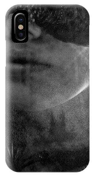 It Professional iPhone Case - Paint It Black by Zora Jenea Studios