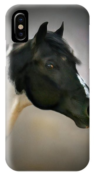 Paint Stallion Phone Case by Posey Clements