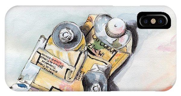 Paint Tubes IPhone Case
