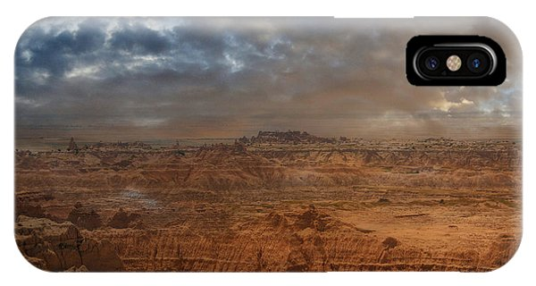 IPhone Case featuring the photograph Painted By Nature by Judy Hall-Folde