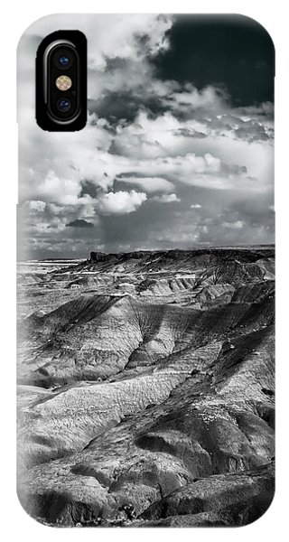 Painted Desert From Lacey Point Phone Case by Jerry Ginsberg