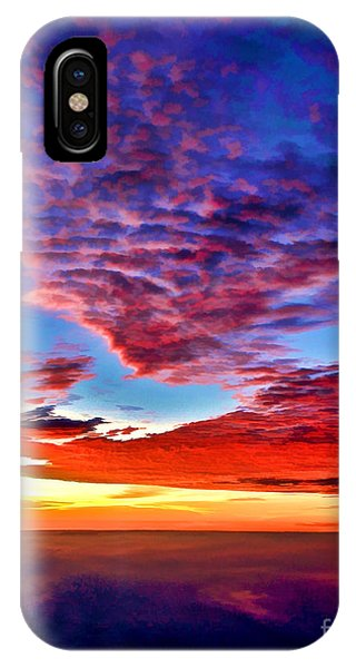 Painted Heavens IPhone Case