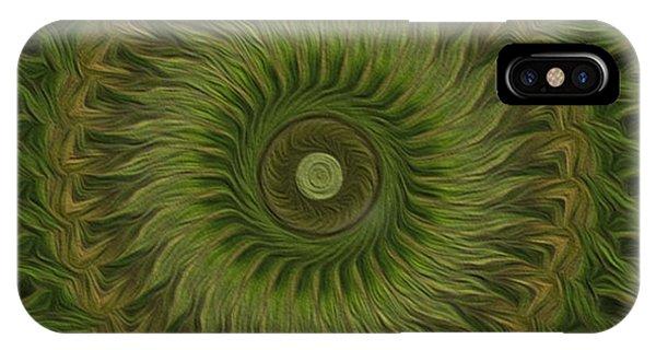 Painted Kaleidoscope 10 IPhone Case