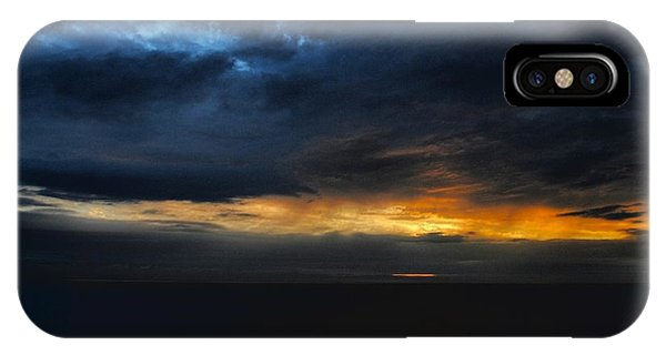 Painted Sky IPhone Case