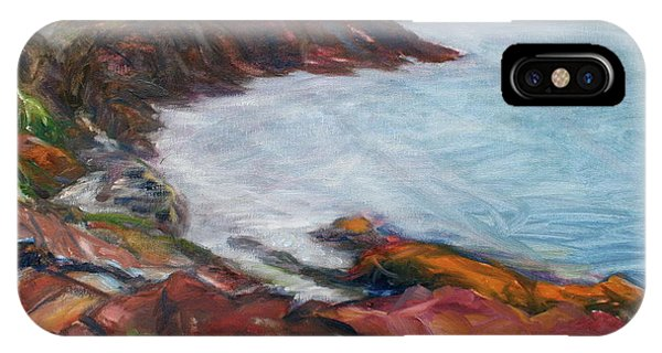 Painterly - Bold Seascape IPhone Case