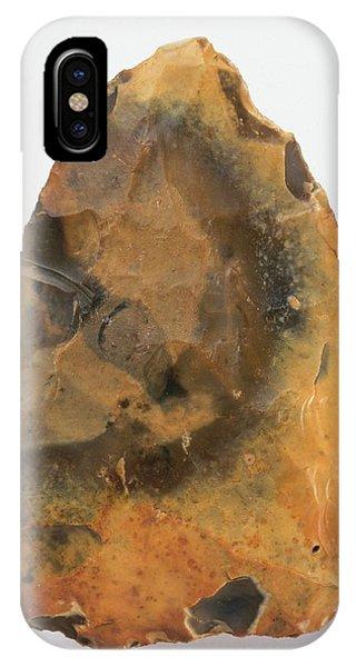 Palaeolithic Handaxe IPhone Case