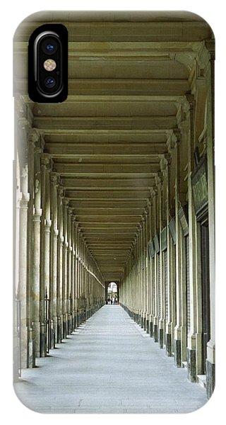 Palais Royale IPhone Case