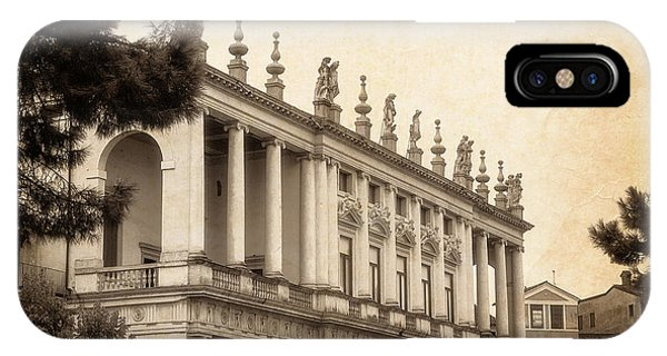 Palazzo Chiericati IPhone Case