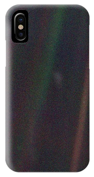 Pale Blue Dot Phone Case by Nasa/science Photo Library